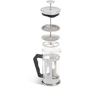 Bialetti French Press Preziosa (3 Cup) - Cloud Catcher Coffee Roastery
