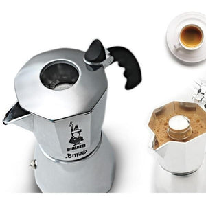Bialetti Moka Pot Brikka - Cloud Catcher Coffee Roastery