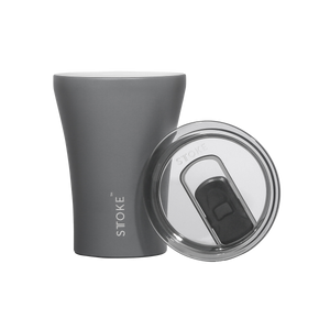 Sttoke - The world's first shatterproof reusable cup. - Cloud Catcher Coffee Roastery