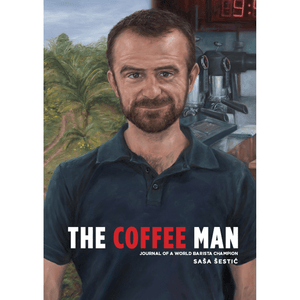 The Coffee Man Book - Cloud Catcher Coffee Roastery