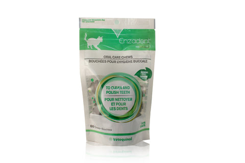 Enzadent Oral Care Chews for Cats