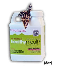 Healthy Mouth Cat Water Additive 8oz