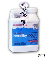 Healthy Mouth Dog Water Additive 8oz