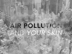Understanding Air Pollution and Your Skin