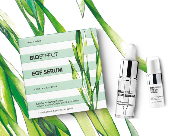 BIOEFFECT EGF Award-Winning Serum skincare box set