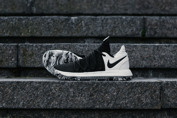 Nike Zoom KD10 'Black White' 897815-008