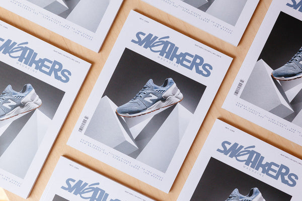 Sneakers Magazine Issue 31