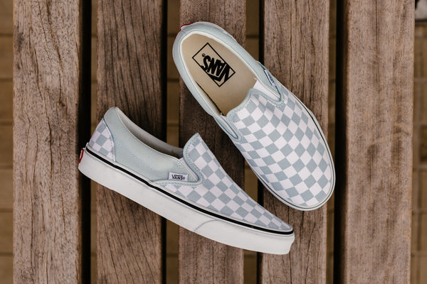 Vans Checkerboard Classic Slip-On VA38F7QCK