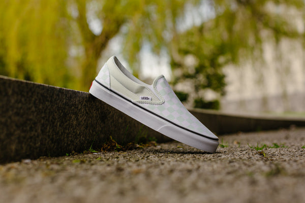 Vans Checkerboard Classic Slip-On VA38F7QCL