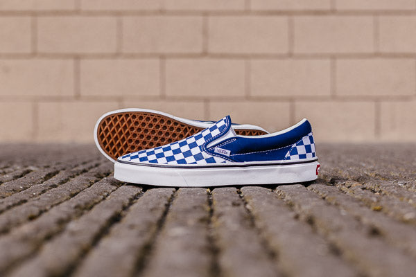 Vans Checkerboard Classic Slip-On VA38F7QCN