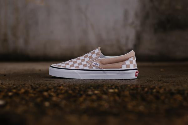 Vans Checkerboard Classic Slip-On VA38F7QCO
