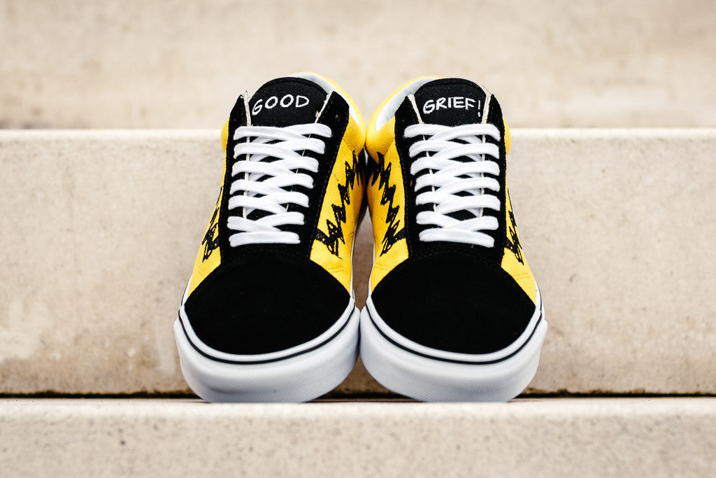 vans old skool charlie brown   Come and stroll! 0ffa5ac7f