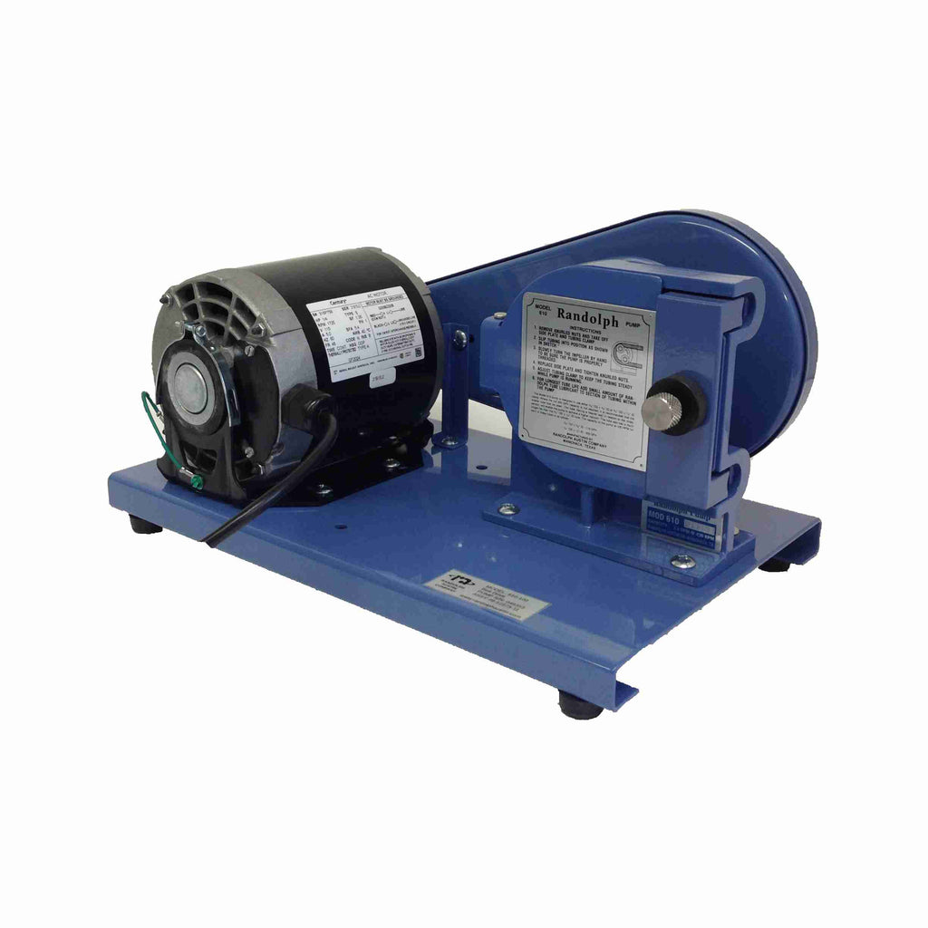 Randolph Austin 610 pump with belt drive. Model 610-100.  Comprable to LG-300 and LG-301 pumps.