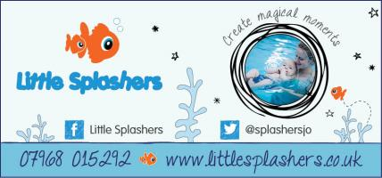 Little Splashers Logo