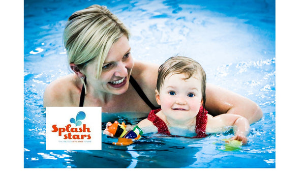 Splash Stars Baby Swimming Classes