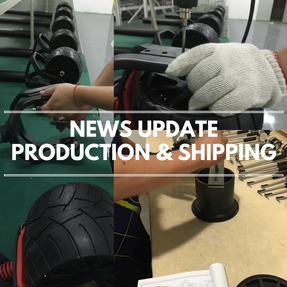 KO1 Production & Shipping Schedules