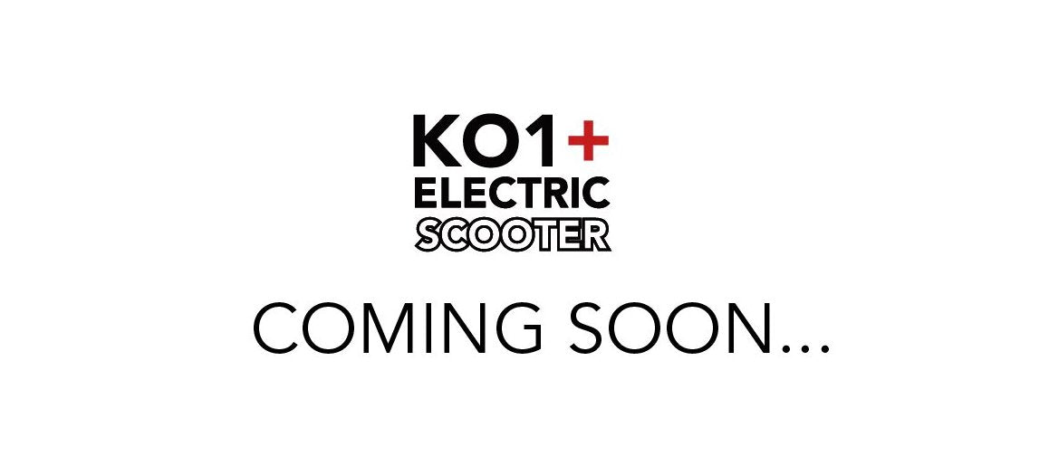 Comming Soon Kiwano KO1 Plus Electrci Scooter