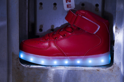 Top Light Up Shoe Styles That You NEED In Your Life