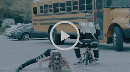 We've saved A LOT of love for Don Diablo's new video!