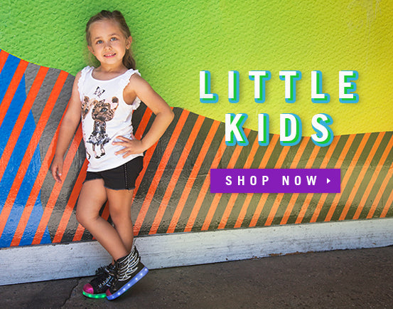 Little Kids Light up Shoes