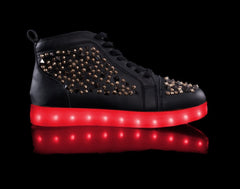 Bowie Light Up Shoes - HoverKicks
