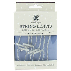 LED light up string lights