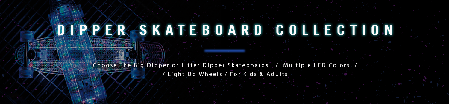 LED Light Up Skateboards