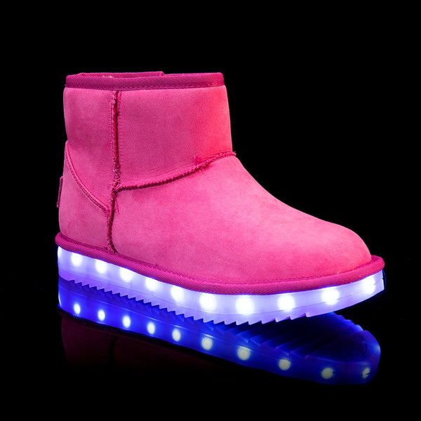 Mini Hoverboot Short - Color: Pink