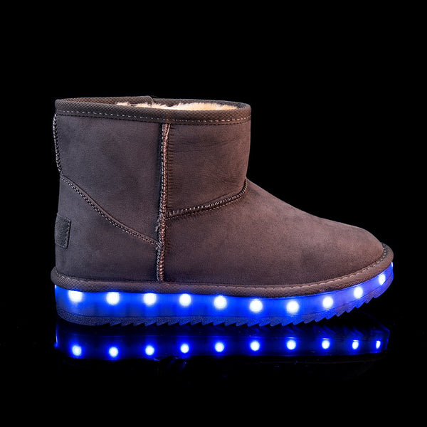 LED style boots for Kids
