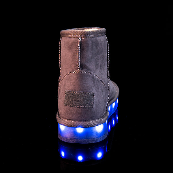 Mini Hoverboot Short - Color: Gray