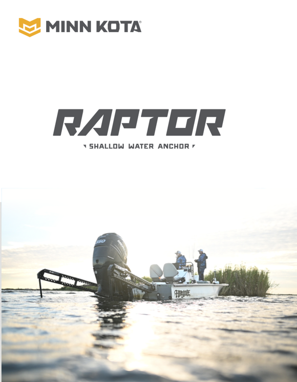 MINNKOTA RAPTOR SERIES