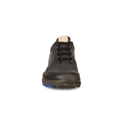 ECCO MENS BIOM HYBRID 3 GTX - BLACK/BERMUDA BLUE - In Stock