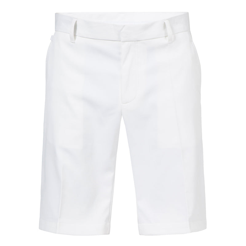 J Lindeberg Men's True 2.0 Micro Stretch Shorts - WHITE