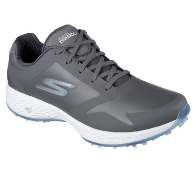 SKECHERS WOMENS GO GOLF EAGLE PRO - GRAY / BLUE