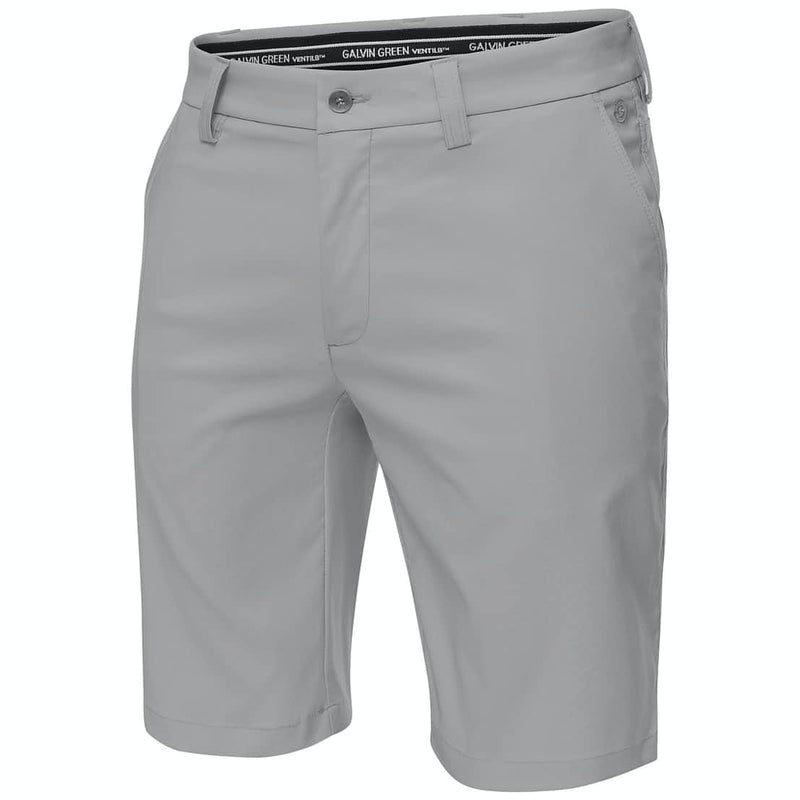 Galvin Green Mens PAOLO SHORTS - STEEL GREY