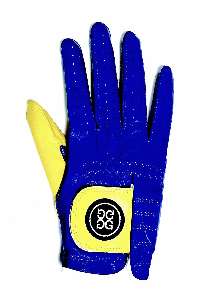 G/Fore Men's Right-Hand Golf Glove - The Blue