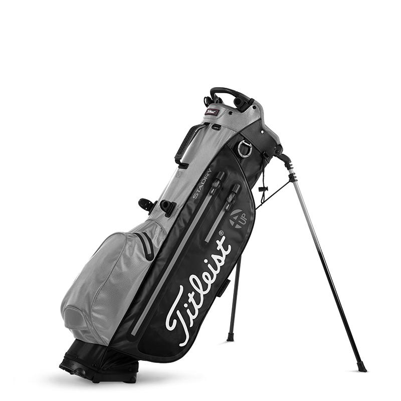 5bb198eef5 Titleist PLAYERS 4UP STADRY™ STAND BAG - BLACK