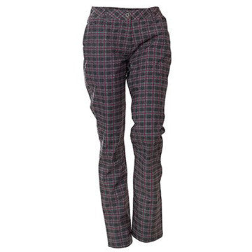 Abacus Putter Waterproof Check Pant
