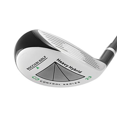 Boccieri Golf 23º Hybrid - Counter Balanced For Performance