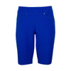 Greg Norman 4-Way Stretch Pull-On Short - COBALT