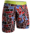"2UNDR Swing Shift 6"" Boxer Briefs - Urban Circuit"