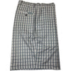Dunning Golf Stretch Echoplex Shorts - Tan Plaid