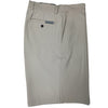 Dunning Golf Interface Stretch Performance Flat Front Shorts - Tan