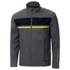 Galvin Green Mens ADAM Gore-Tex Waterproof Golf Jacket - IRON GREY
