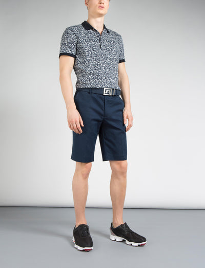 J Lindeberg Men's Ove Subtle Cotton - JL NAVY