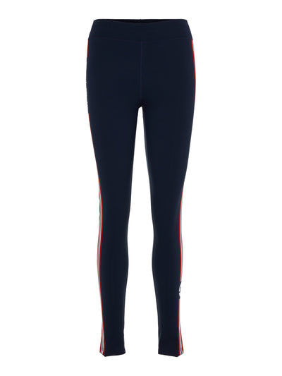 J Lindeberg Women's ELAINA COMPRESSION POLY - NAVY BLUE
