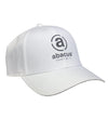 Abacus Count On It Waterproof Cap - White