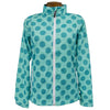 Abacus Women's Glade Wind Jacket-Emerald