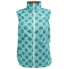 Abacus Glade Reversible Vest-Emerald
