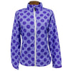 Abacus Women's Glade Wind Jacket-Iris